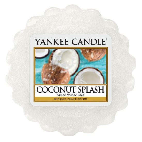 Aromatický vosk, Yankee Candle Coconut Splash, provonění až 8 hod-698