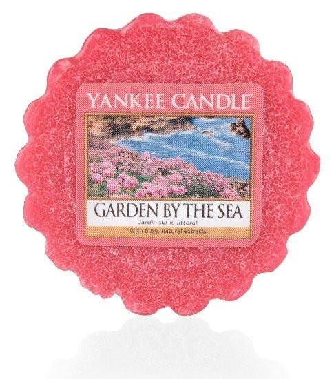 Aromatický vosk, Yankee Candle Garden by the Sea, provonění až 8 hod-959