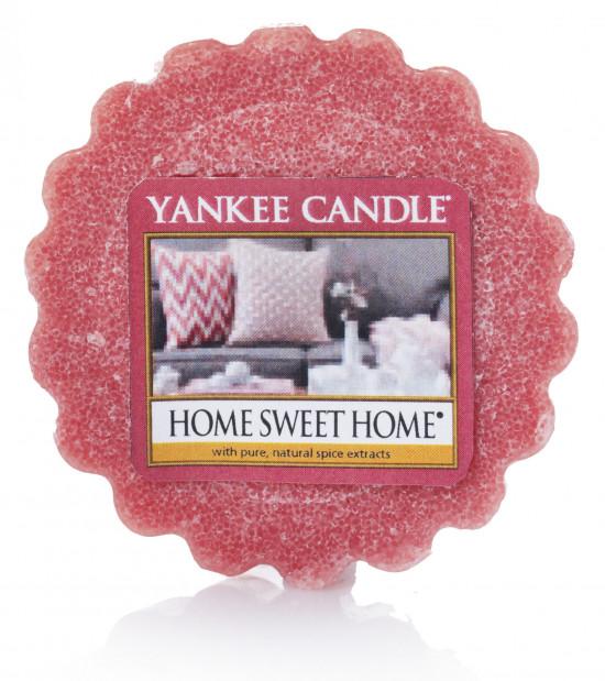 Aromatický vosk, Yankee Candle Home sweet home, provonění až 8 hod