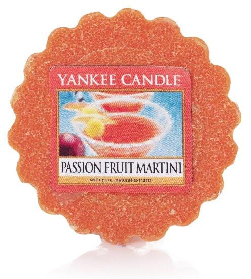 Aromatický vosk, Yankee Candle Passion Fruit Martini, provonění až 8 hod-332