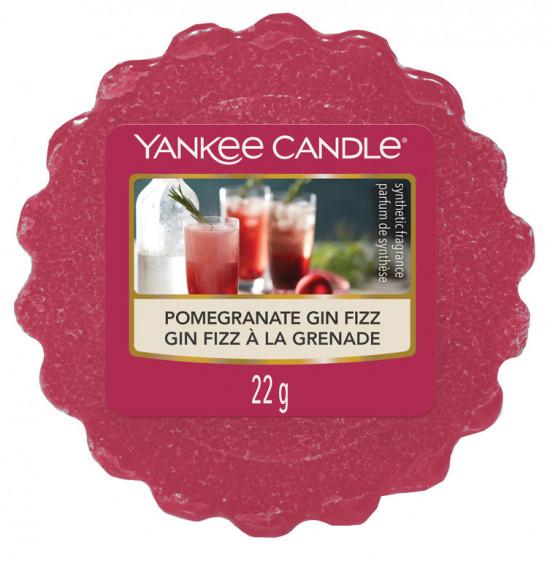 Aromatický vosk, Yankee Candle Pomegranate Gin, provonění až 8 hod
