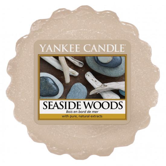 Aromatický vosk, Yankee Candle Seaside Woods, provonění až 8 hod