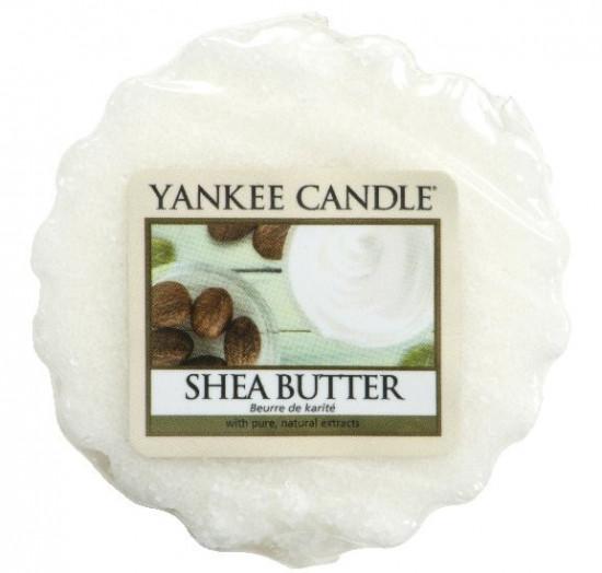 Aromatický vosk, Yankee Candle Shea Butter, provonění až 8 hod-524