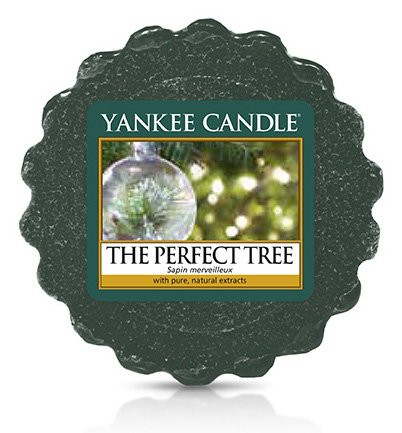 Aromatický vosk, Yankee Candle The Perfect Tree, provonění až 8 hod