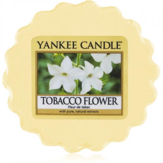Aromatický vosk, Yankee Candle Tobacco Flower, provonění až 8 hod