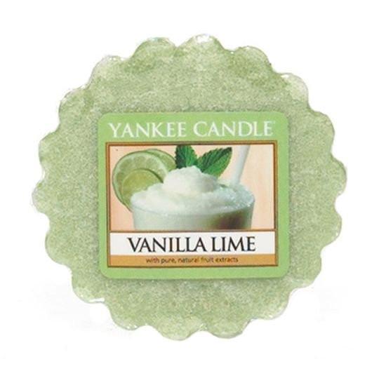 Aromatický vosk, Yankee Candle Vanilla Lime, provonění až 8 hod-294