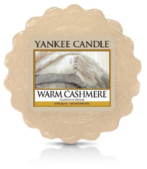 Aromatický vosk, Yankee Candle Warm Cashmere, provonění až 8 hod-801
