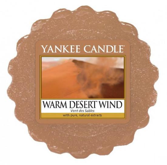 Aromatický vosk, Yankee Candle Warm Desert Wind, provonění až 8 hod-172