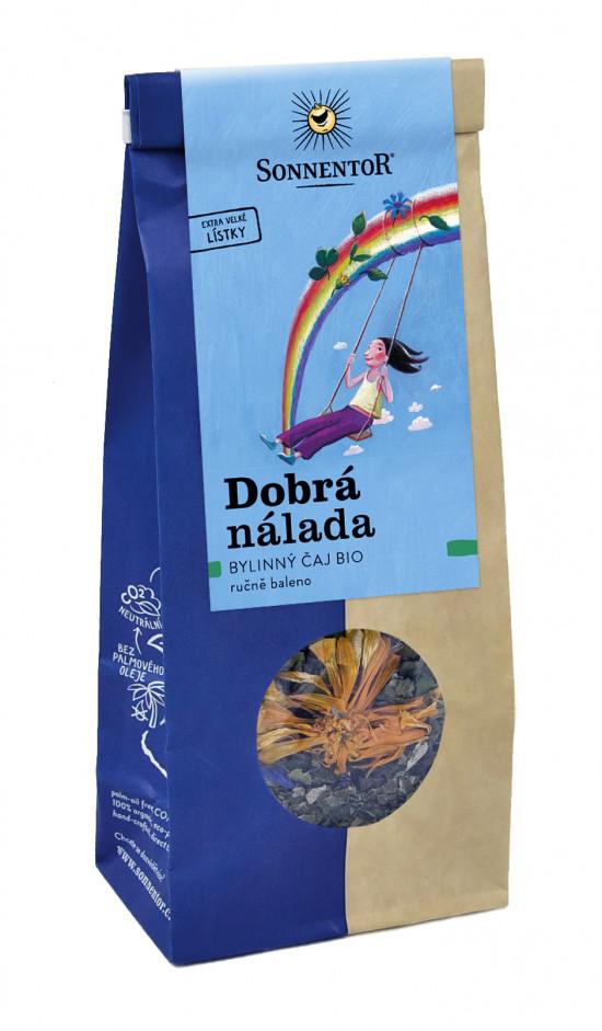 BIO bylinný čaj, Sonnentor Dobrá nálada, sypaný, 50 g-2054