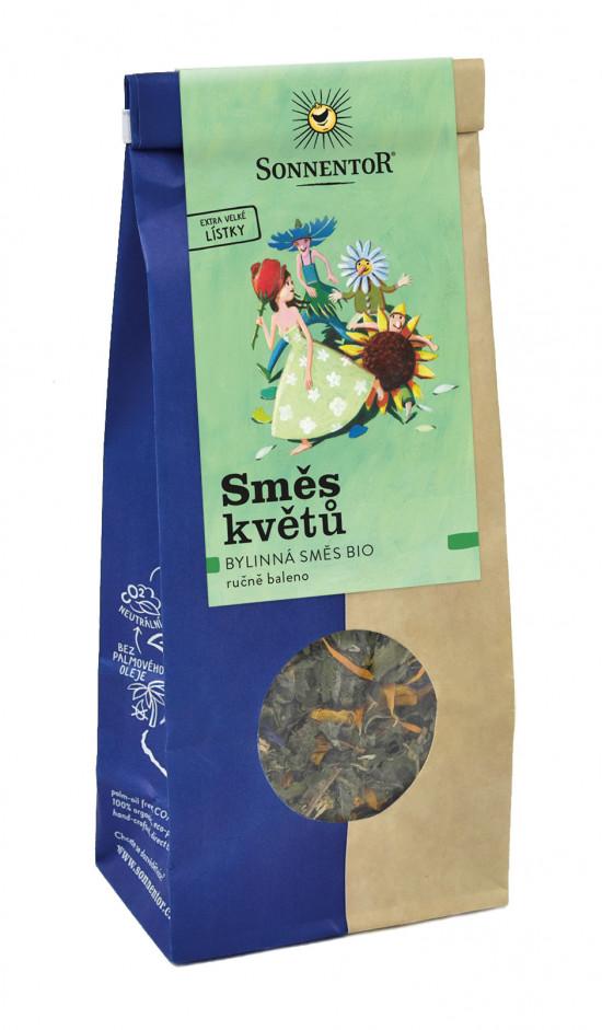 BIO bylinný čaj, Sonnentor Směs květů, sypaný, 40 g-2037