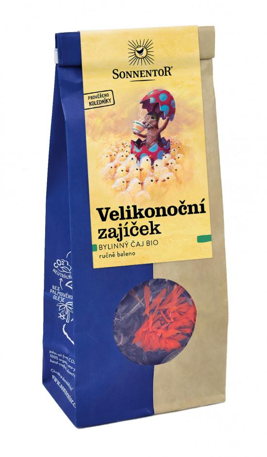BIO bylinný čaj, Sonnentor Velikonoční zajíček, sypaný, 40 g