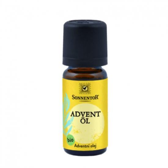 BIO éterický olej, Sonnentor Adventní, 10 ml-2313