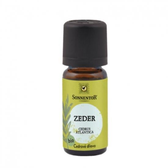 BIO éterický olej, Sonnentor Cedrové dřevo, 10 ml-2317