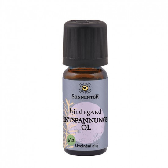 BIO éterický olej, Sonnentor Hildegarda Uvolnění, 10 ml