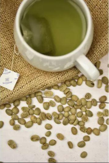 BIO nepražená káva, Sonnentor Zelená káva z Nikaragui, porcovaná, 18 sáčků-5602