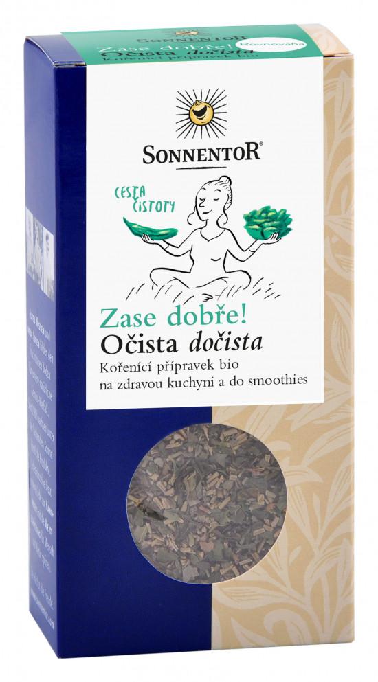 BIO směs koření, Sonnentor Zase dobře - Očista dočista, krabička, 30 g-2029