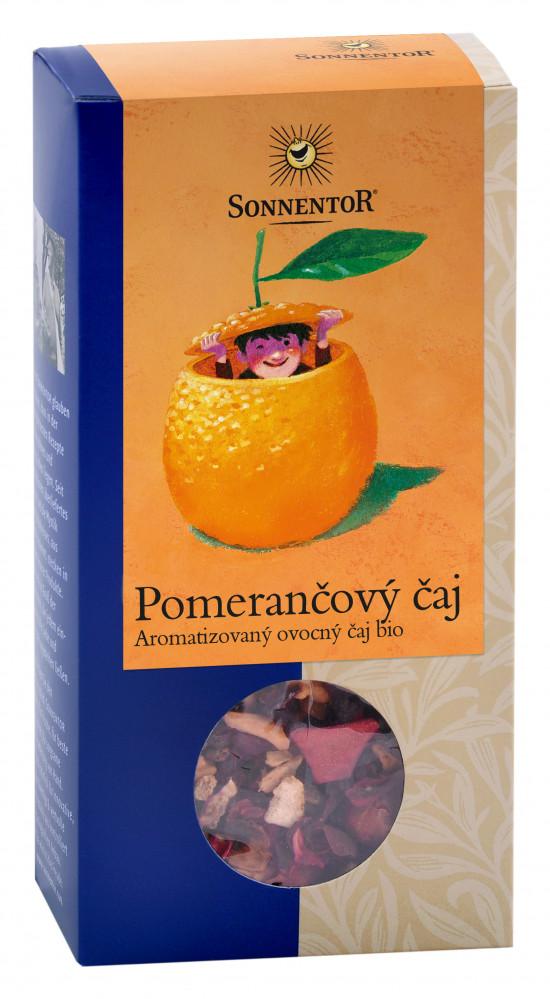Čaj ovocný Pomeranč sypaný-2242