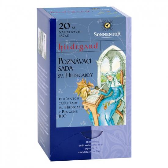 Čaj poznávací sada Hildegarda-2302