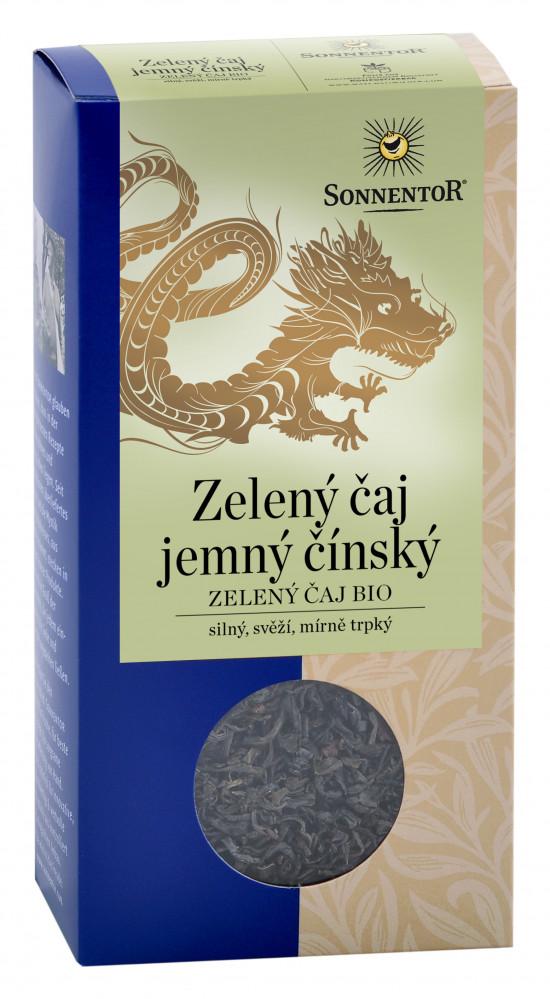 Čaj zelený Jemný čínský sypaný-2274