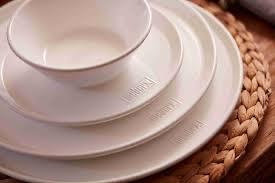 Dezertní talíř Weber, průměr 20 cm, bílý, 2 ks-2730