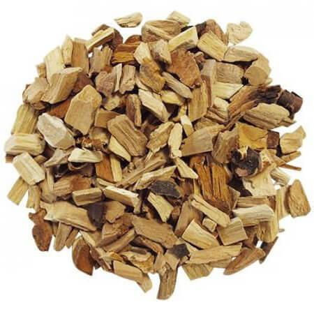 Dřevěné udící lupínky na mořské plody Weber, 0.7 kg-1637