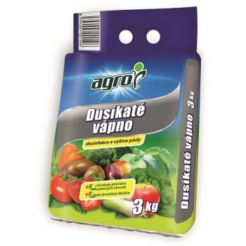 Dusíkaté vápno Agro, balení 3 kg-3308