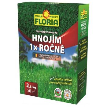 FLORIA Hnojíme 1x ročně 2,5kg-3195