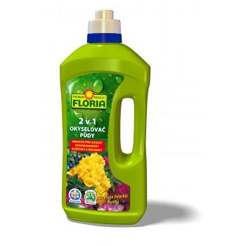 FLORIA Okyselovač půdy+hnojivo pro azalky 1l-3215