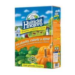 Hnojivo hoštické okurky a cukety 1kg-3276