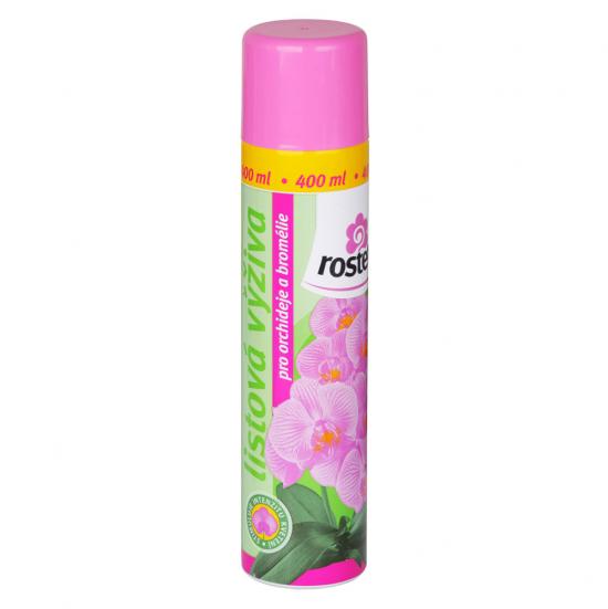 Hnojivo orchidej, bromélie 400ml ROSTETO sprej-3371