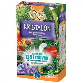 Hnojivo pro pokojové rostliny, Agro Kristalon, balení 0.25 kg-3144