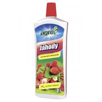 Kapalné hnojivo pro JAHODY, Agro, balení 1 l-3231