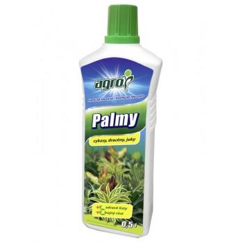 Kapalné hnojivo pro PALMY, Agro, balení 0.5 l