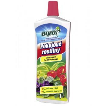 Kapalné hnojivo pro pokojové rostliny, Agro, balení 1 l-3238