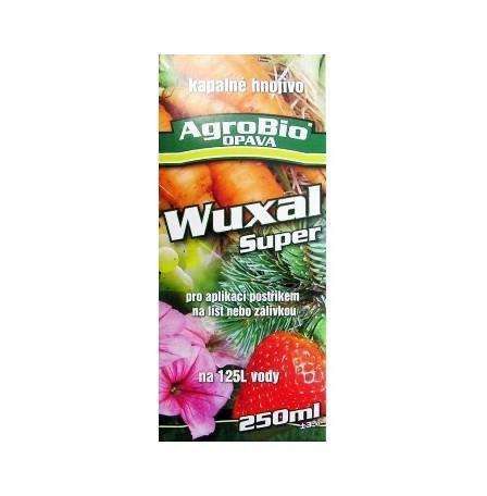 Kapalné listové hnojivo WUXAL SUPER, balení 250 ml-3373