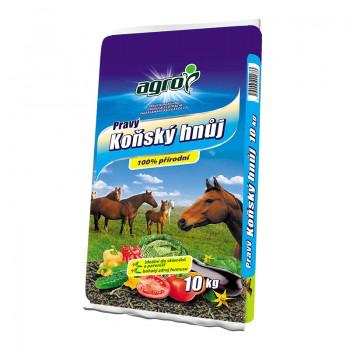 Koňský hnůj Agro, balení 10 kg