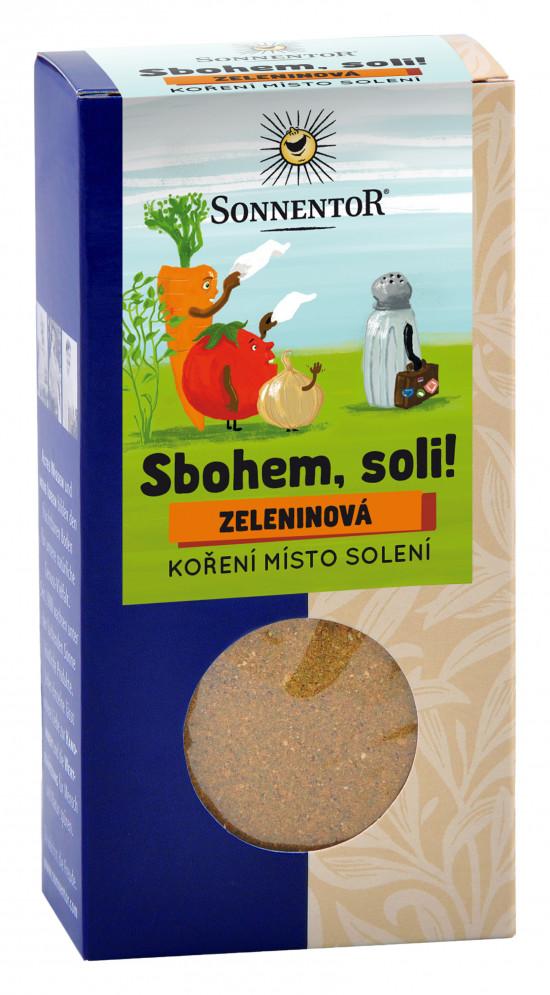 Koření směs zeleninová bio SBOHEM SOLI-2275