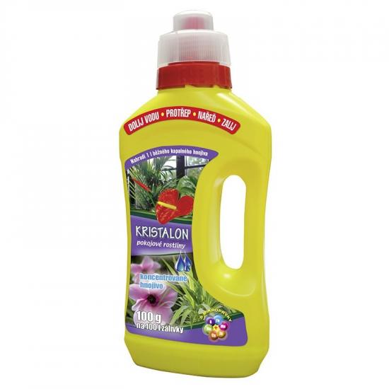 Kristalon pokojové rostliny 100g lahev-3145