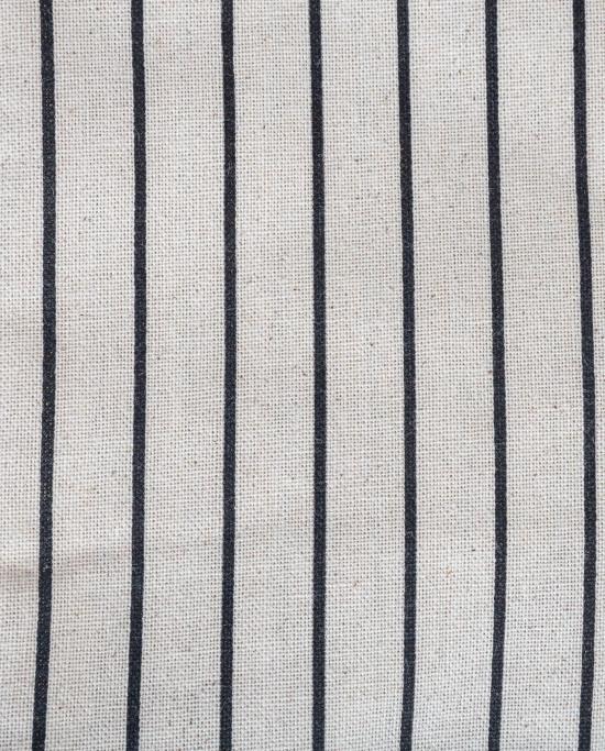 Kuchyňská utěrka Mica COLET, bavlněná, krémovo - černá, 2 ks-12453