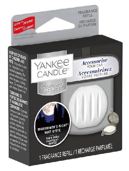 Náhradní náplň Charming Scents, Yankee Candle Midsummer´s Night, provonění až 30 dní-949