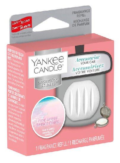 Náhradní náplň Charming Scents, Yankee Candle Pink Sands, provonění až 30 dní