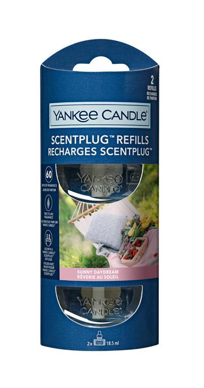 Náhradní náplň do el. zásuvky, 2ks, Yankee Candle Electric Sunny Daydream-4932