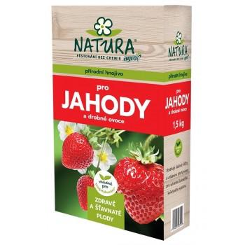 NATURA hnojivo organické jahody a dr.ovoce 1,5kg-3305