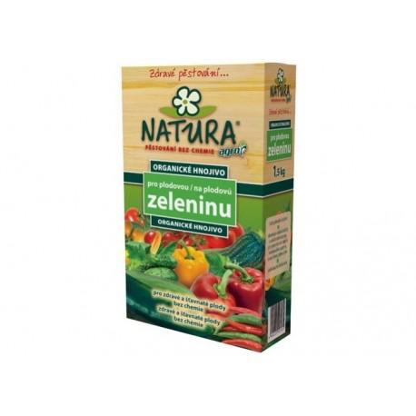NATURA hnojivo organické plodová zelenina 1,5kg