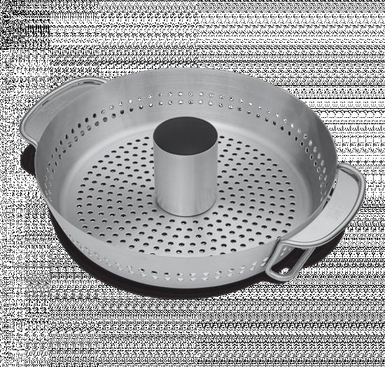Nerezový stojan na důbež, Weber GOURMET BBQ SYSTEM