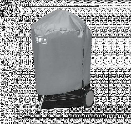 Ochranný obal Weber PREMIUM, na kotlíkové grily průměru 57 cm, šedý-6907