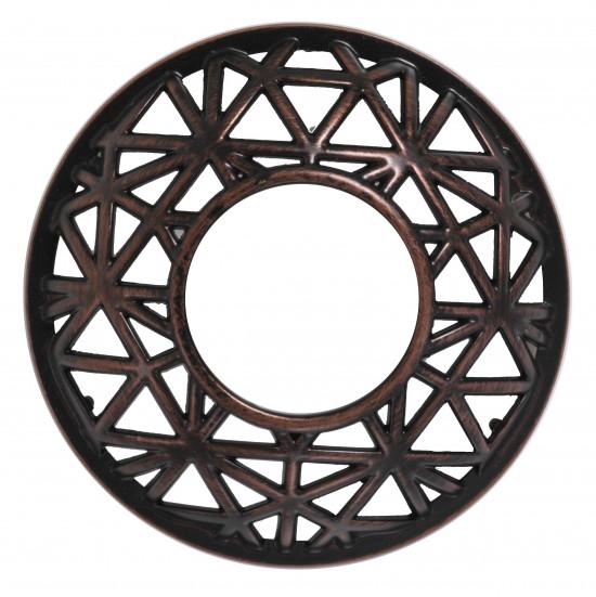 Ozdobný prstenec, Yankee Candle Belmont Bronze Metal-863