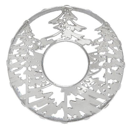 Ozdobný prstenec, Yankee Candle Snowy Gatherings-328