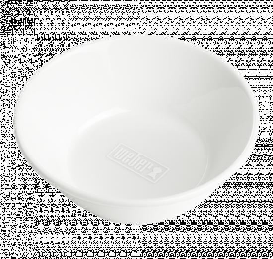 Porcelánová miska Weber, průměr 14 cm, bílá, 2 ks