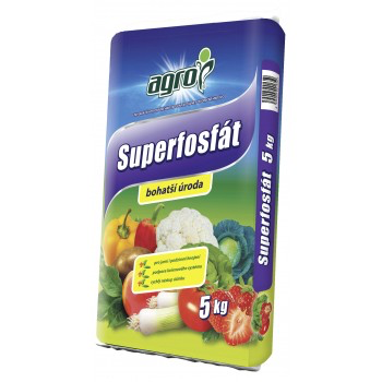 Superfosfát Agro, balení 5 kg